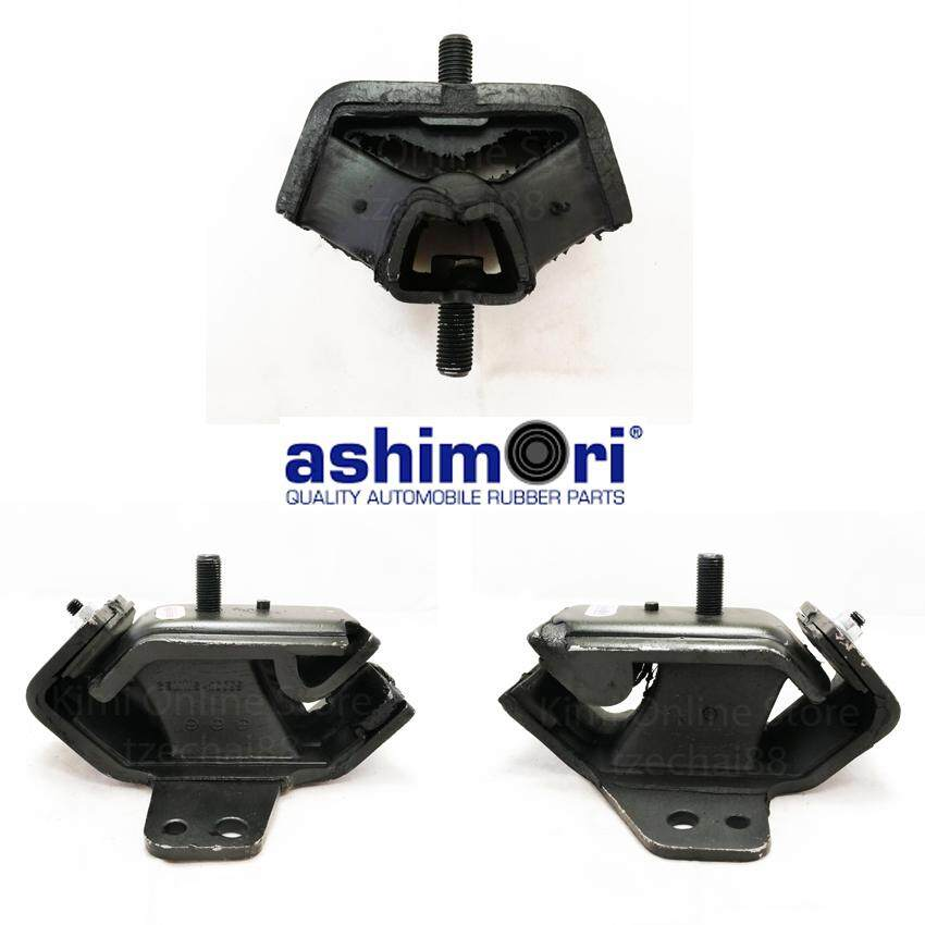 Ashimori Engine Mount Set Nissan Frontier 2.5L 2WD (Manual) 01'-07'