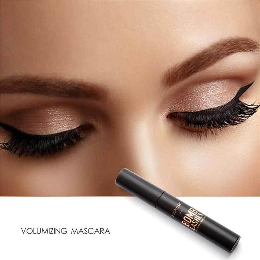 Buy Sell Cheapest Thick Black Curling Best Quality Product Deals Maybelline Volum Express Turbo Boost Waterproof Mascara Hitam Jiuch Focallure Professional 3d Volume Makeup Lengthening Eyes Beauty