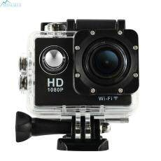 Mingrui Store 1080P HD 2.0 Inch Waterproof Camera Action Camera Sports Camera