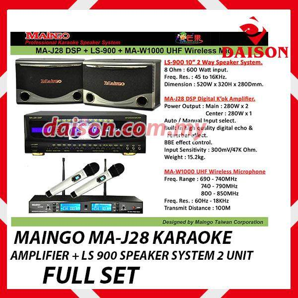 Home Karaoke Systems for the Best Price in Malaysia