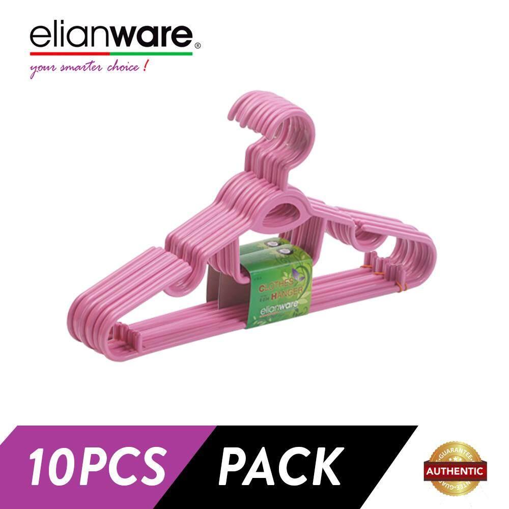 Elianware 10 Pcs Functional Clothes Hanger