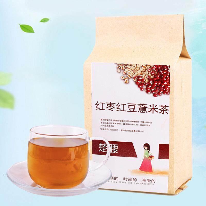 Sumber Tanaman Jujube Merah Bean Pekerjaan Air Mata Teh Kombinasi Bunga Tea Tas Teh Tas OEM