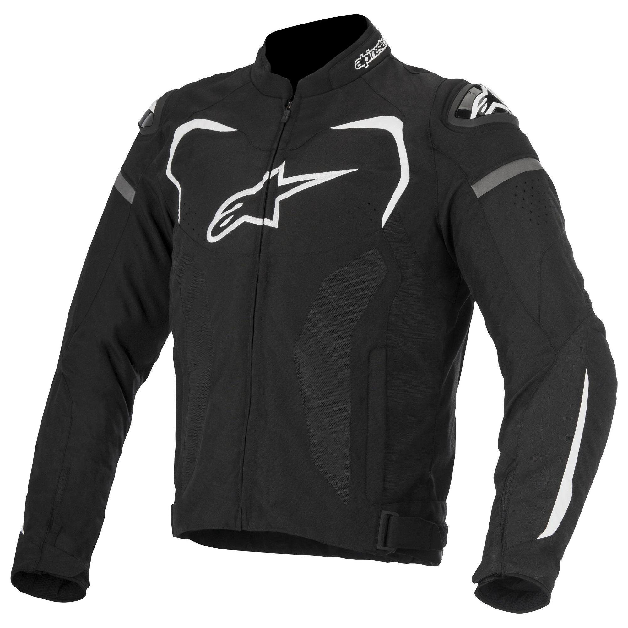ALPINESTARS T-GP PRO AIR TEXTILE JACKET (BLACK) -[ORIGINAL]