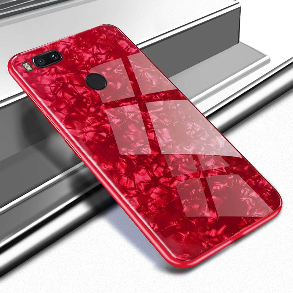 Buy Sell Cheapest 5x Shoe Cover Best Quality Product Deals Cafele Xiaomi Mi Mi5x A1 Mia1 Tempered Glass Clear Hd Hicase For Shockproof Hard Pc Back