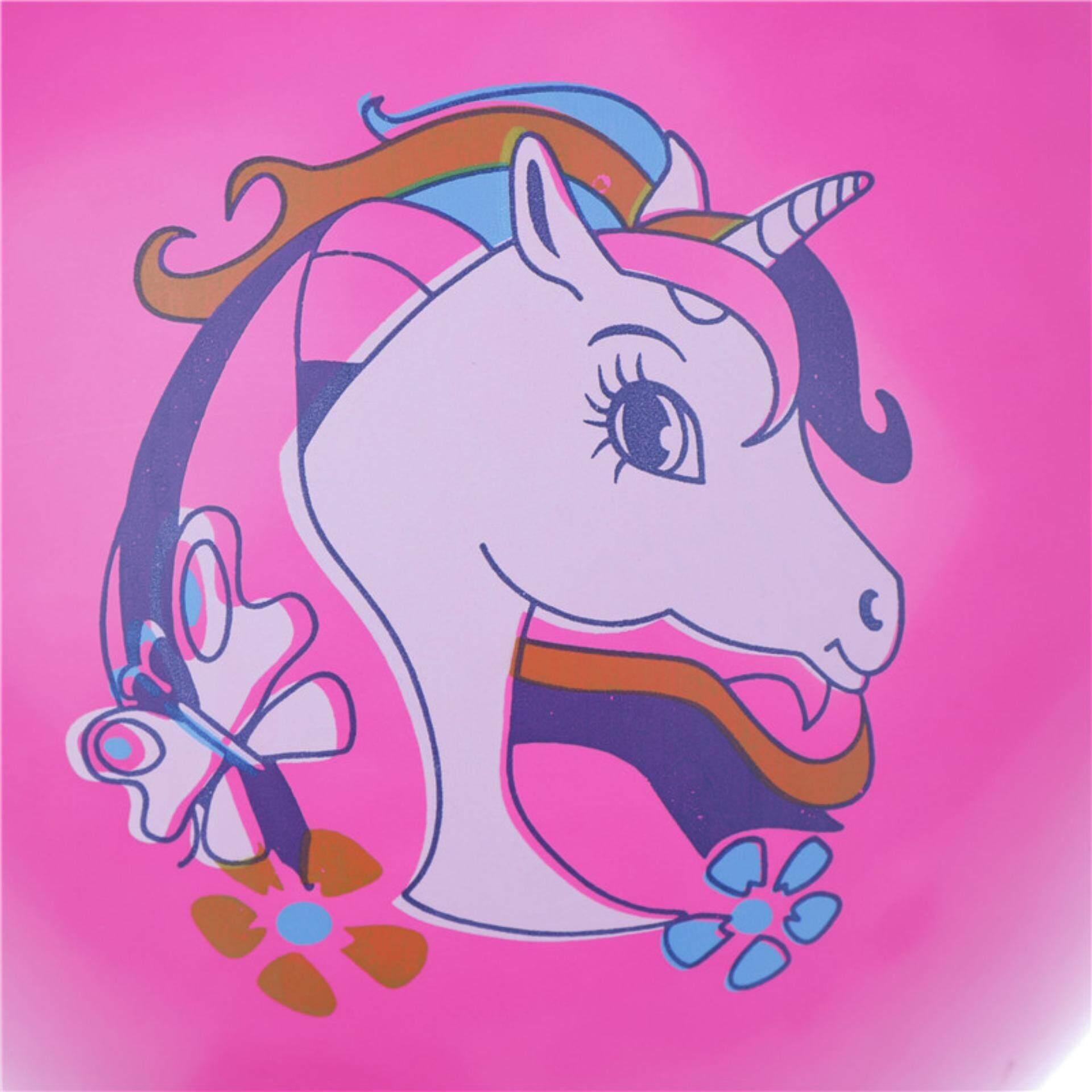 10 Pcs Baru Unicorn Balon Ulang Tahun Dekorasi Pesta Anak-anak Pernikahan Persediaan Natal Rose ...