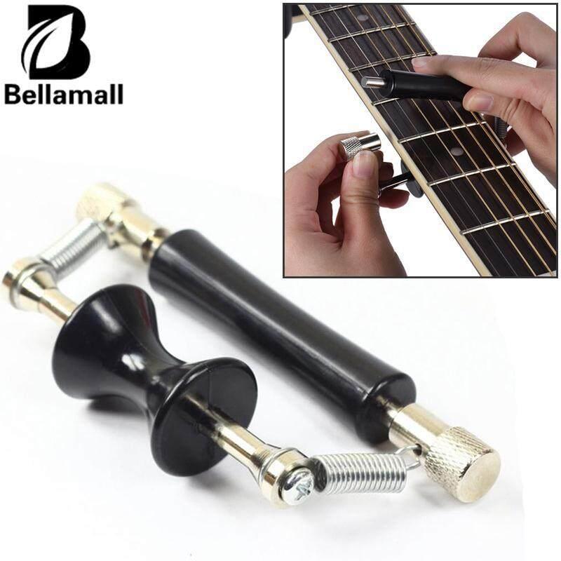 Bellamall Black Silver Quick Change Clamp Glider Ukulele Tuner Guitar Capo Pro - 2 ...