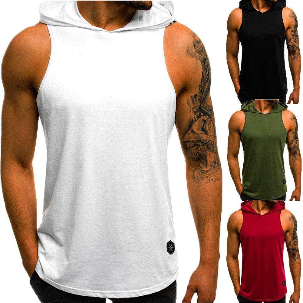 Buy Latest Men Tank Tops Casual Slim N Lift Body Shaping For Man