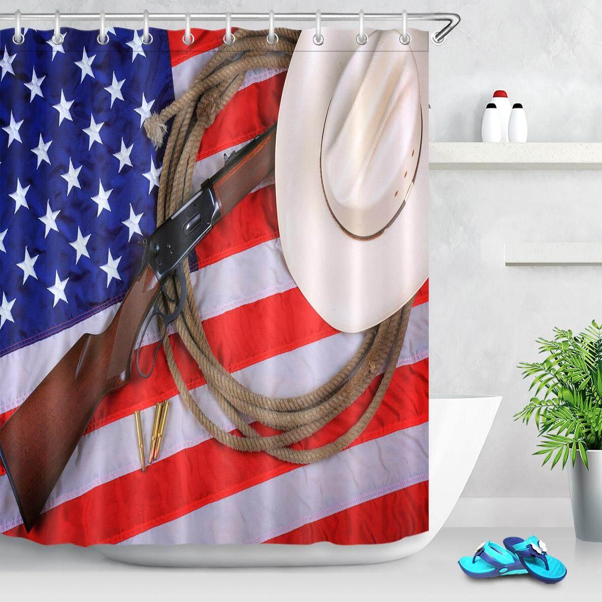 360dsc Eropa & Amerika Serikat 3d Stiker Toilet Kamar Mandi Dekorasi ... - Rp 168.000. Source ... Bendera Amerika Koboi 180X180 Cm Gorden Mandi Tahan Air ...