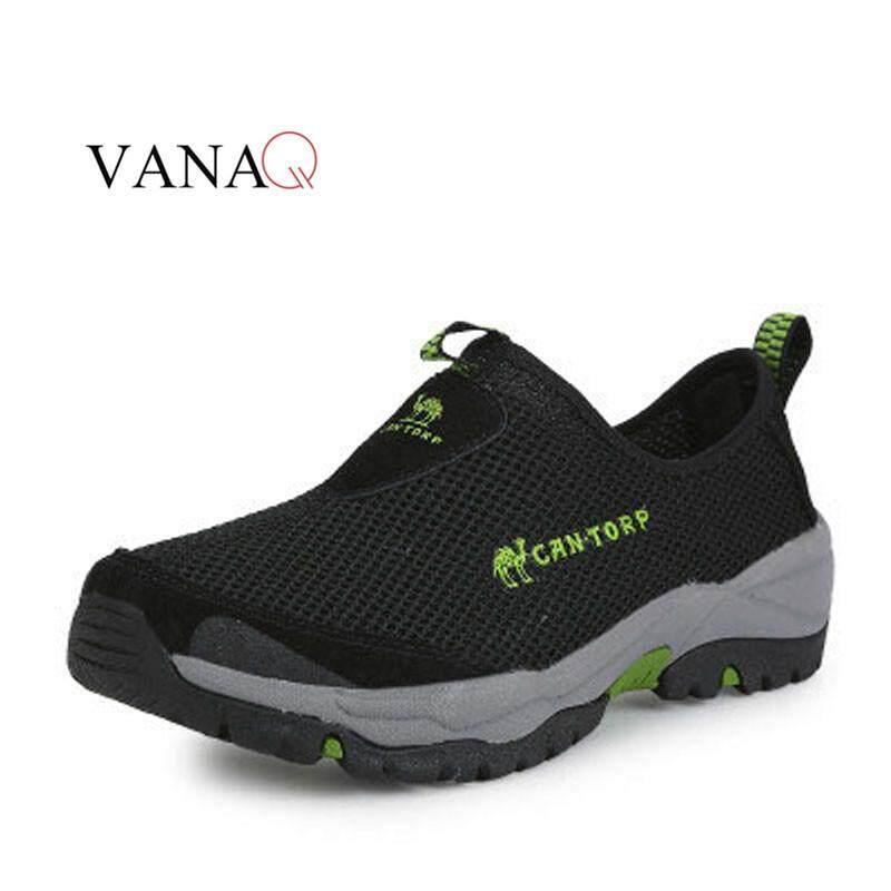 Airboob Mode untuk Pria Sepatu Olahraga Luar Ruangan Sepatu Mendaki Sepatu  Sandal f46f8fbedd