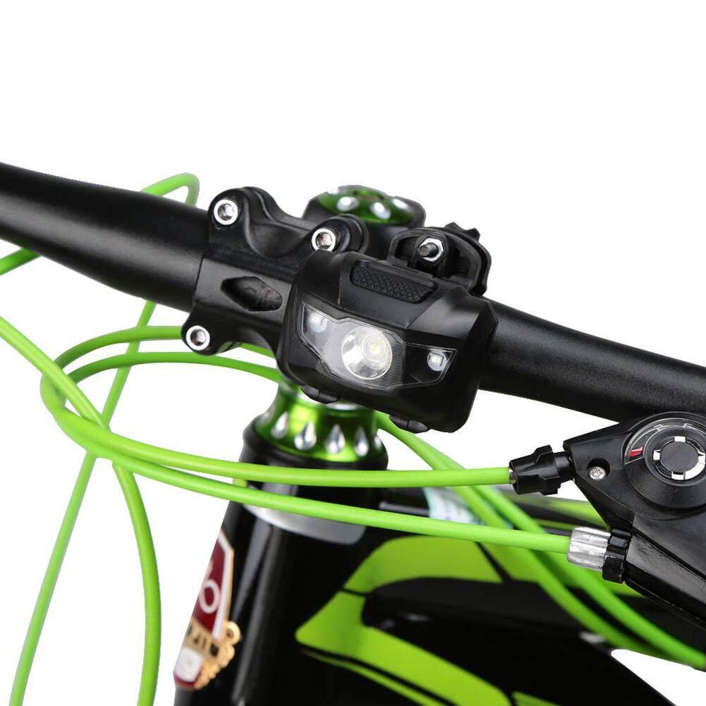 ... 3 Plastik Bersepeda Jalan Gunung Lampu Depan Sepeda Lampu Depan Belakang Ekor Lampu-Intl - 4