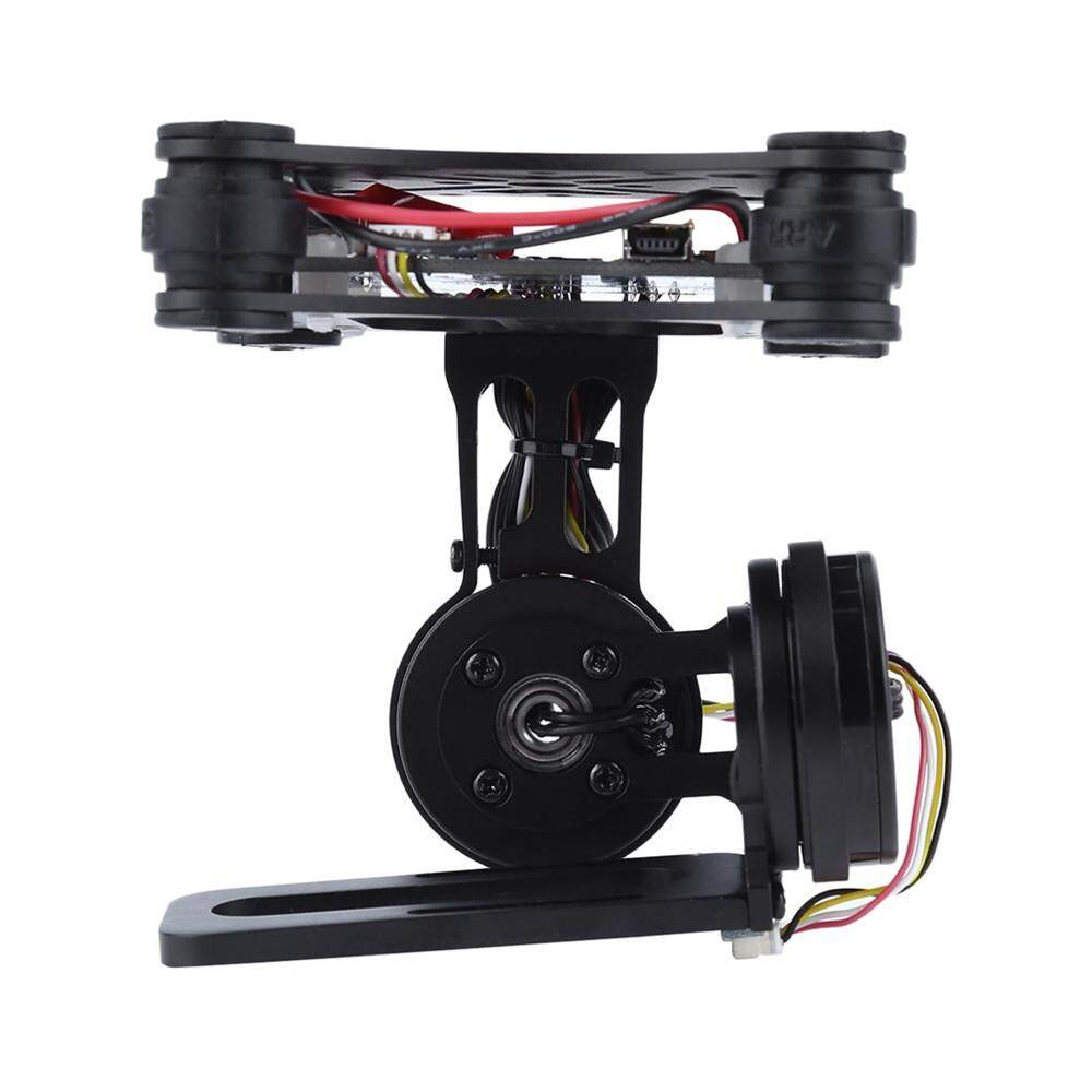 CNC FPV 2 Axis Gimbal Tanpa Sikat Dudukan Kamera Motor Pengendali untuk GOPRO HERO 5/4/3 + DJI Phantom 1/ 2