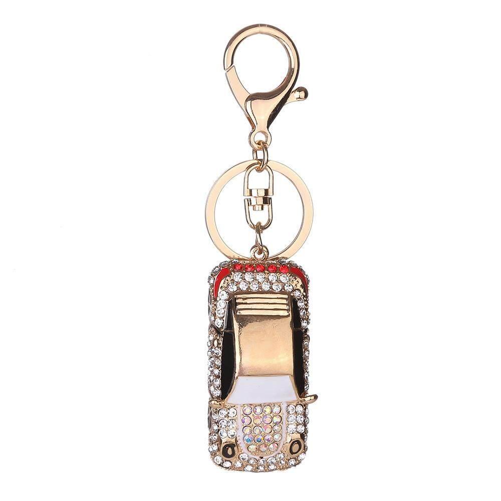 dikontrak mobil logam gantungan kunci kepribadian pasangan pinggang digantung hadiah kreatif - International .