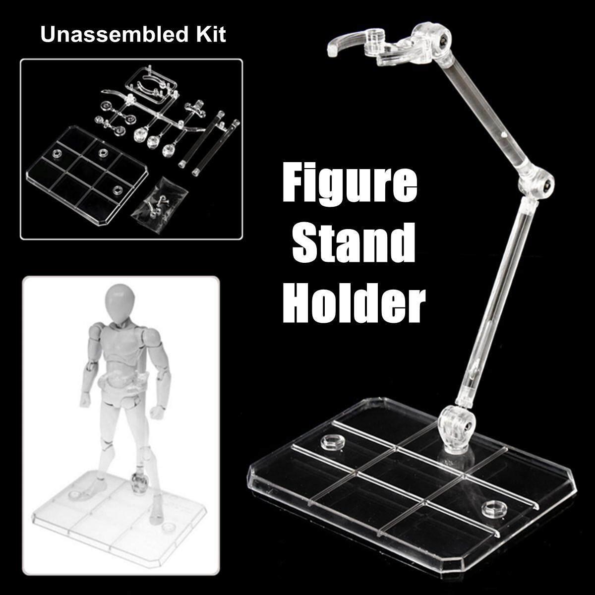 SHF Figma Action Figure Base Stand Holder Fit For Bandai HG RG SD Gundam  Model