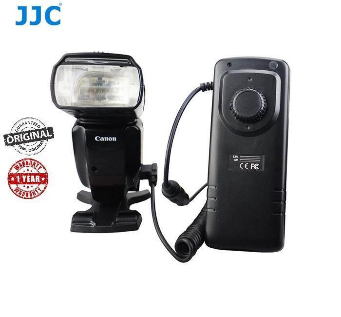 JJC BP-CA1 External Flash Battery Pack For Canon 580EX 600-RT Yongnuo 560 600 (CP-E4)