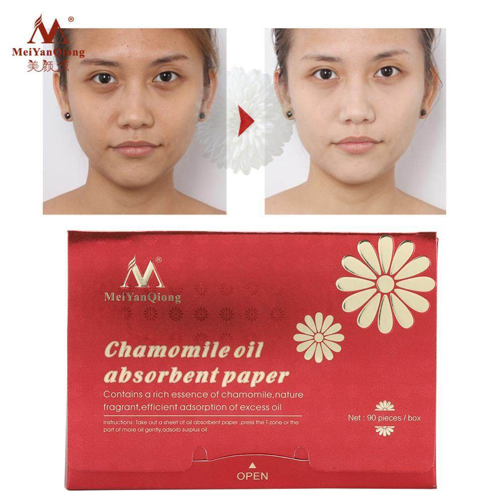 Makeup Film Oil Absorbing Control Sheets Face Clean Beauty Blotting Paper - intl Philippines
