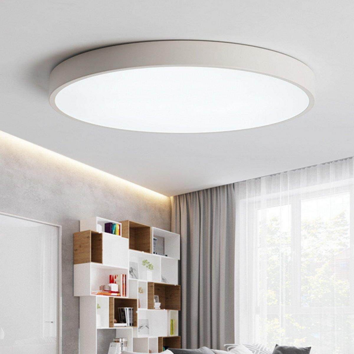 LED Ceiling Down Light Bathroom kitchen Living Lamp Day # White light 12W