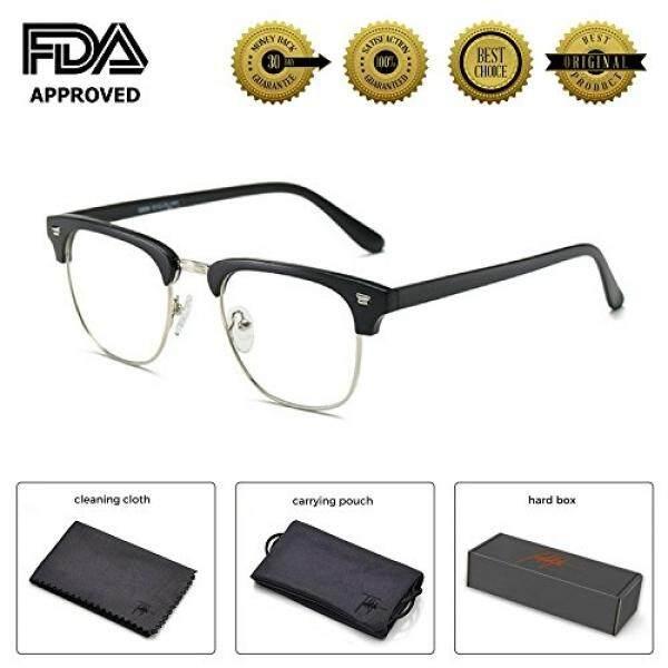 Biru Cahaya Memblokir Komputer Kacamata untuk Membaca-Biru Blocker Filter  Mengurangi Tegangan Mata Sakit Kepala e3356ef216