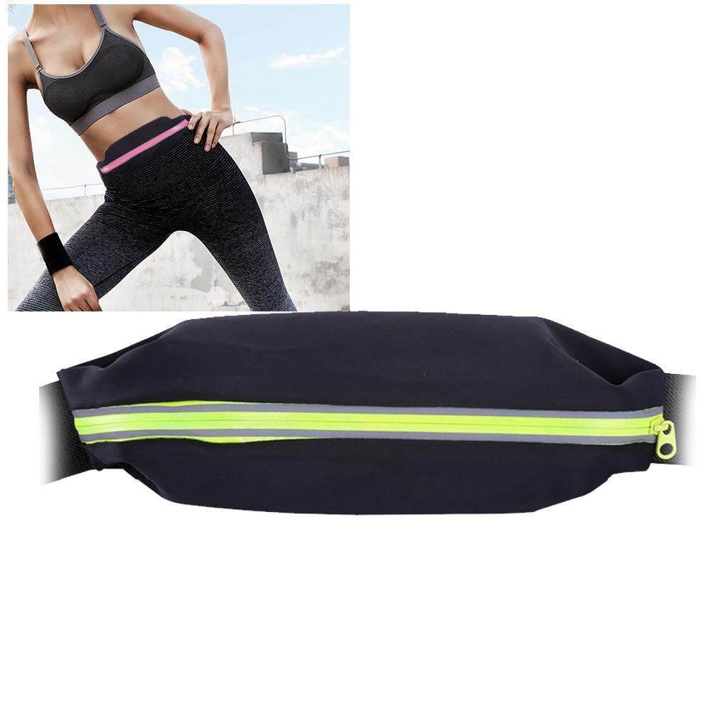 d341f2245ff5 Aolvo Running Belt, Unisex Waterproof Running Waist Pack, Fitness Workout  Adjustable Belt Sport Pouch - intl