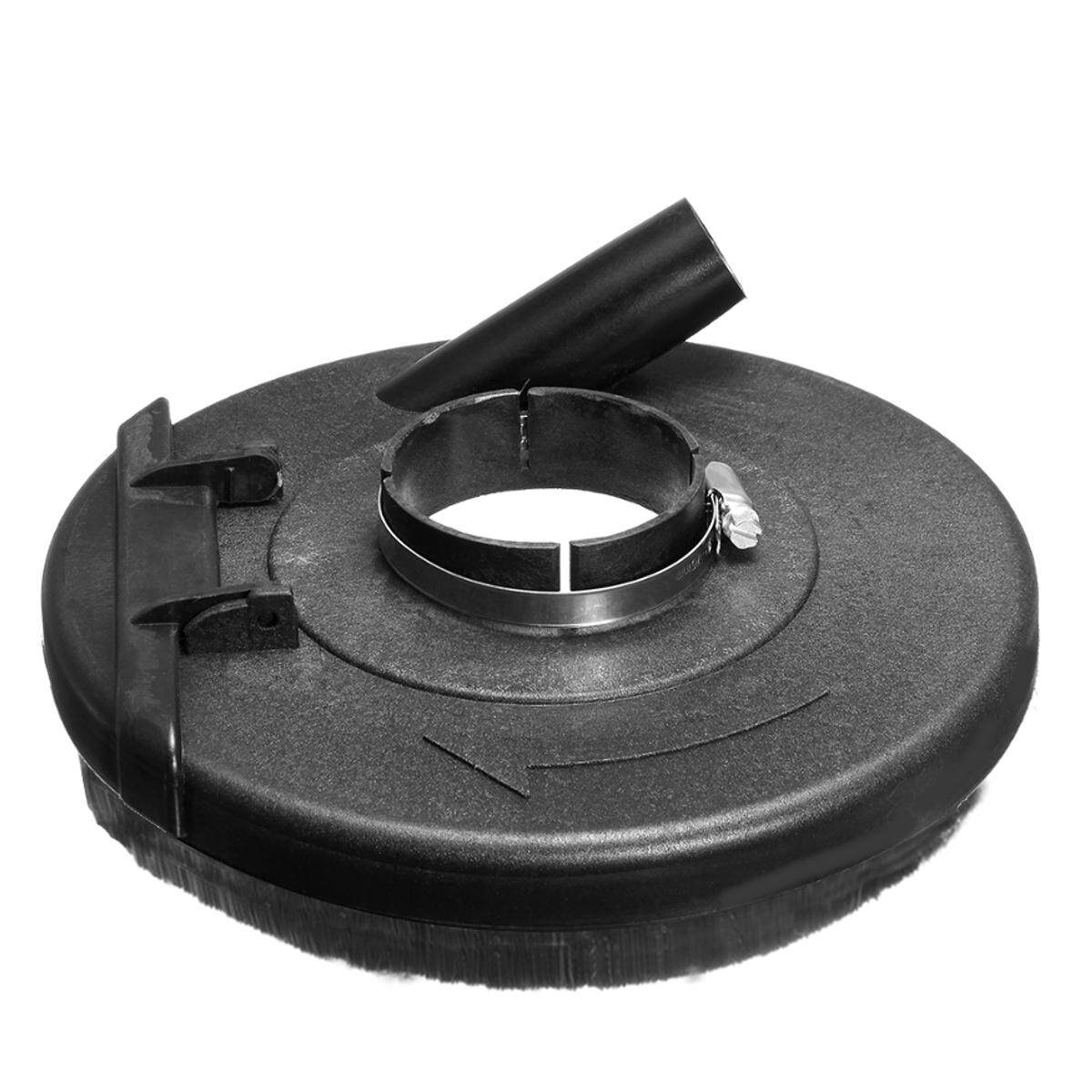 vacuum dust shroud cover for angle grinder hand grinder convertible High 1# 38mm(1.5) - intl