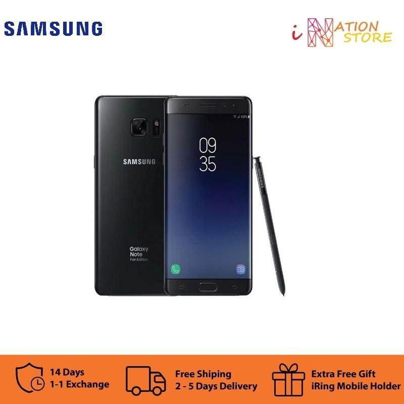 Features Samsung Galaxy Note Fe 64gb Rom 4gb Ram Original Samsung