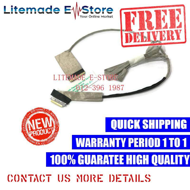 Replacement Lenovo G580 G585 G580A G480 (QIWG6) LED/LCD cable
