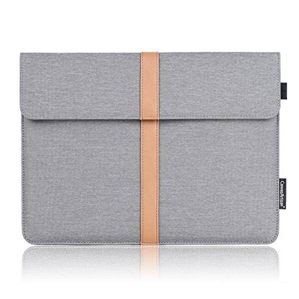 Tablet Sleeves Accessories 13-13.3 Inch Water-resistant Magnetic Close Laptop Sleeve for MacBook Air/Pro Retina 2012-2017, iPad Pro 12.9