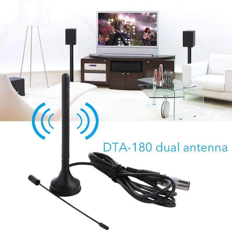 Hình ảnh JOETXO 25dB Indoor TV Antenna High Gain Full HD 1080p VHF / UHF Connector