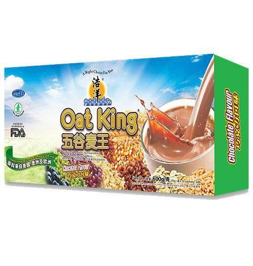 Oat King Chocolate 600g