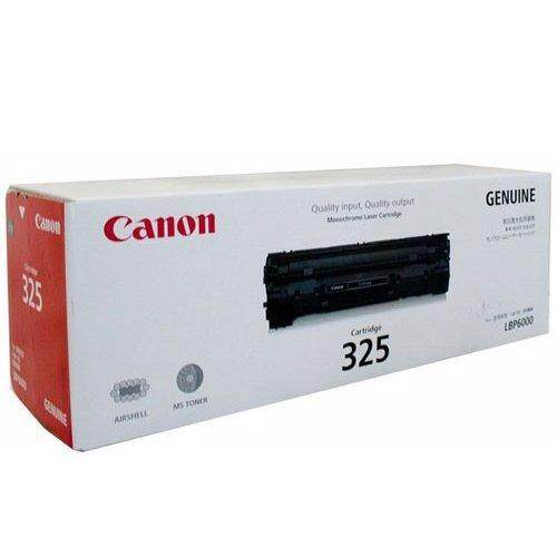 Canon Original Mono Black Cartridge 325 Monochrome Laser Toner for LBP6000 LBP6030 LBP6040 MF3010