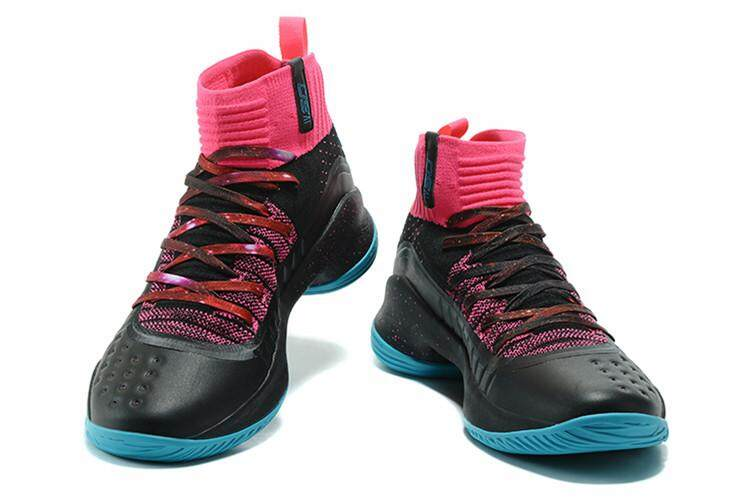Under Armour Official Stephen Curry Curry 4 Mid Top Sneakers Men  Basketaball Shoe SC ( Black 79bde25c727