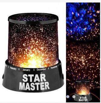 PROJECTOR NIGHT LIGHT LED STAR MASTER SKY LAMP