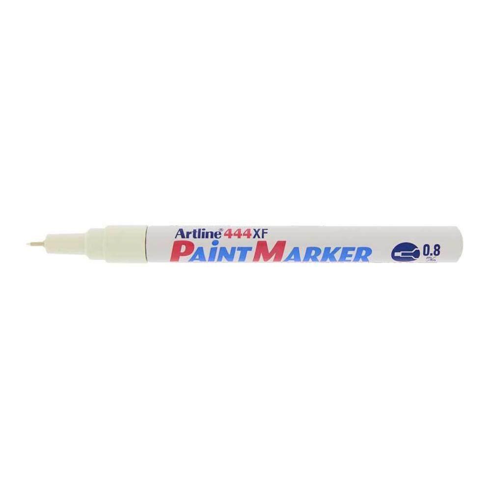 Artline 444XF Paint Marker 0.8mm - White