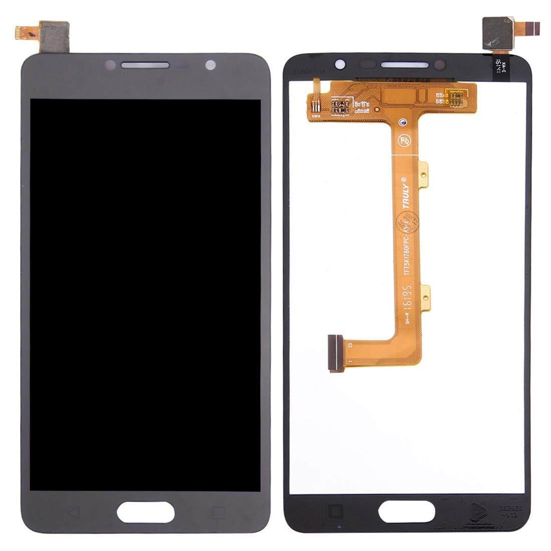Layar LCD dan Digitizer Penuh Perakitan untuk Alcatel Pop 4 S/5095 (Hitam)