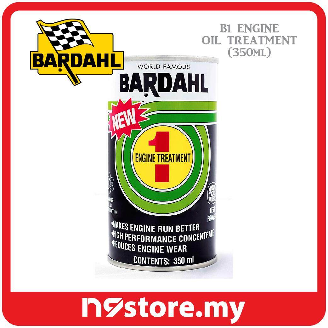 Bardahl B1 Engine Treatment For Performance And Reduced Engine Wear (350ml)