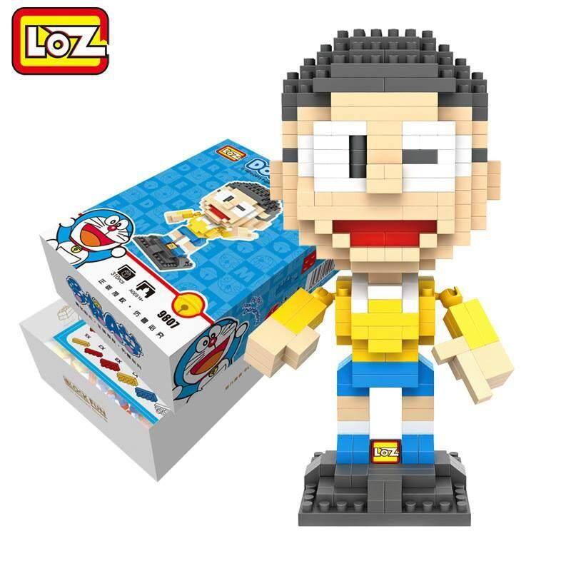 LOZ DIY Nobita Nanoblock Puzzle