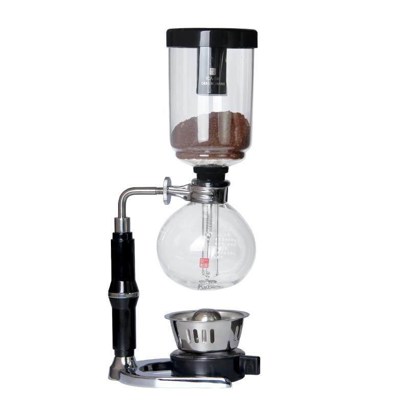 Detail Gambar First House teko kopi vakum suku cadang atas bawah Teko teh  EMPERY Yummy Earth yami tipe hydrocone Teko kopi penggunaan umum Kaca  dudukan atas ... 5cb50b0092