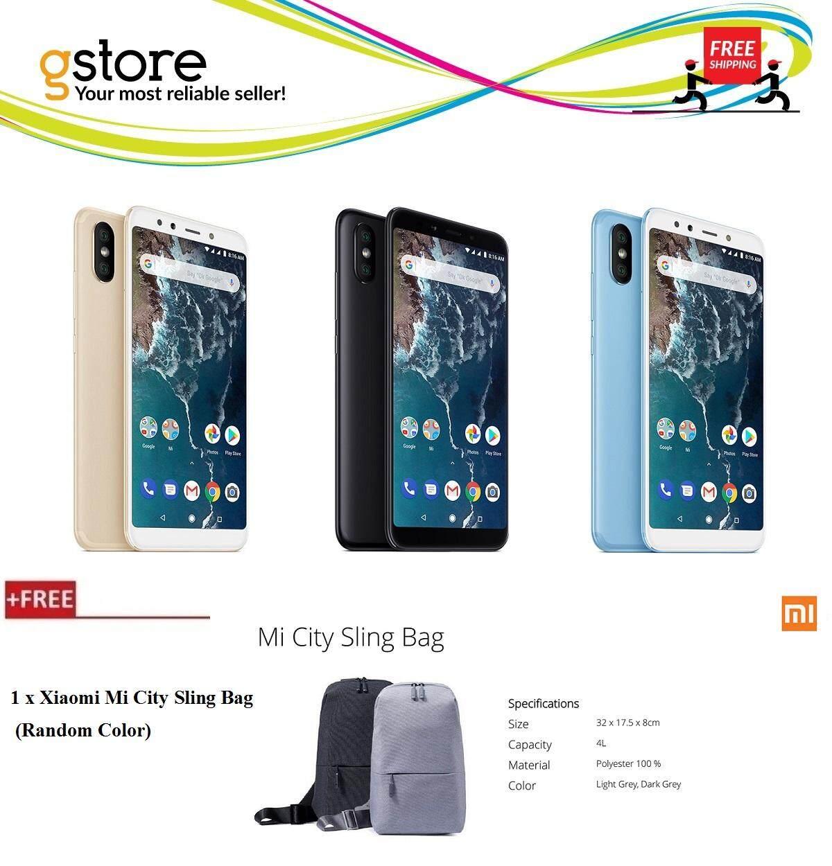 RM1169 00* Xiaomi Mi A2 -androidone [128GB ROM/6GB RAM]
