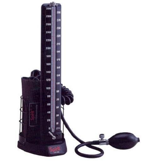 (Original) Spirit CK-403 Table Top Mercurial Sphygmomanometer (Warranty One Year)
