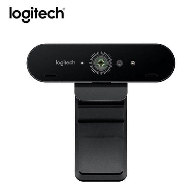 Logitech C1000e BRIO 4K Computer Webcam Wide Angle Ultra HD 1080p Video Conferencing Camera With Micphone