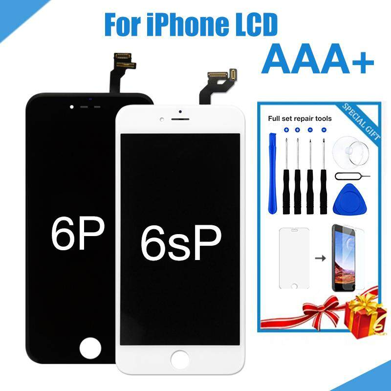 White Black 100% OEM Screen For iPhone 6 Plus 6s Plus LCD Screen  Replacement Display 695f954f17