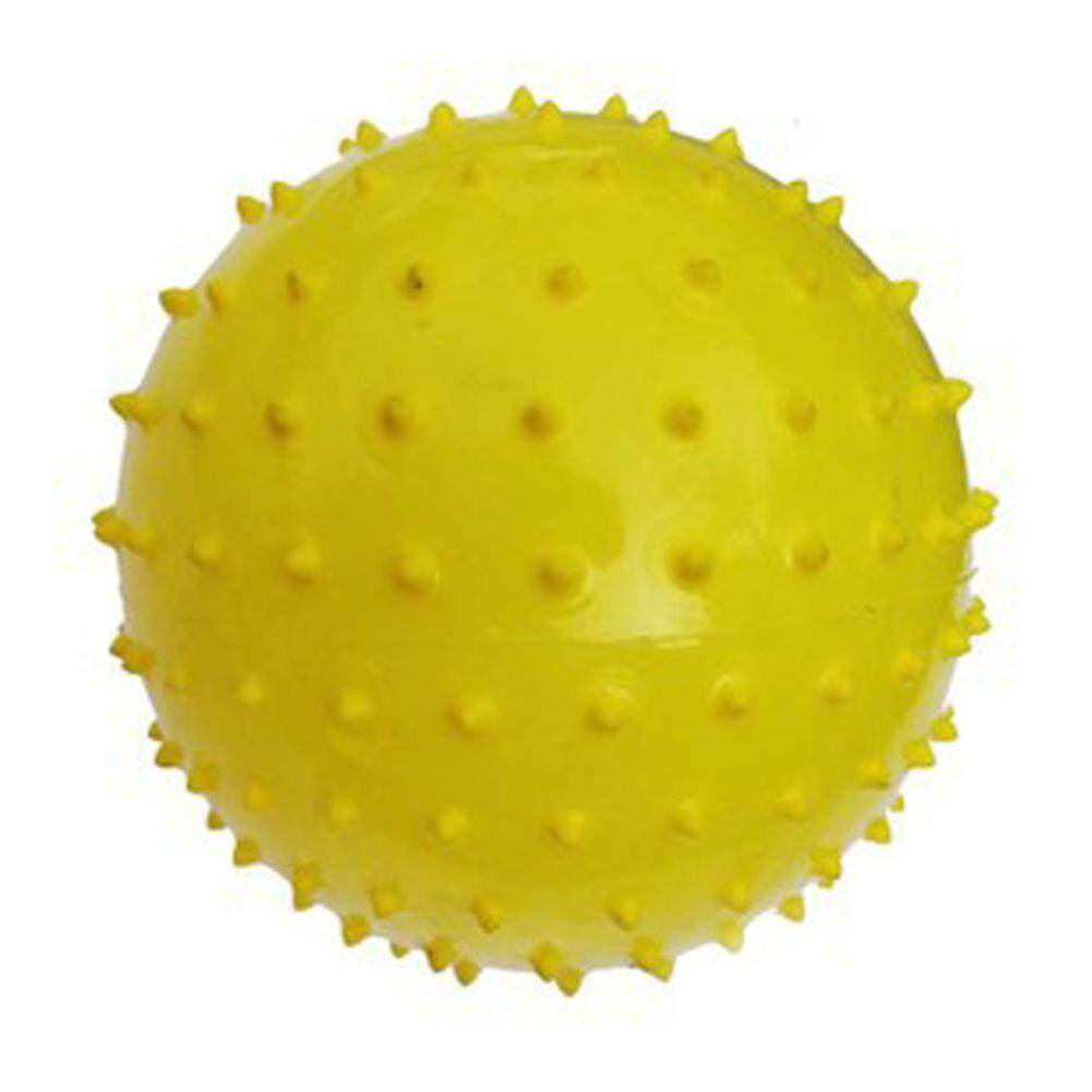 Hình ảnh Lovely Barbed Ball Massage Ball Kids Inflatable Toy Gift Ornament (Random Colour) 20CM