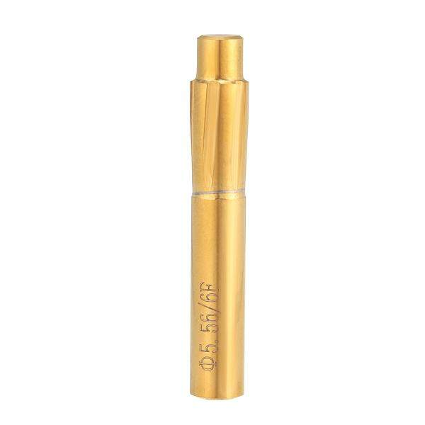 Mũi Khoan 6 rãnh đẩy xẻ rãnh mũi khoan buồng thép vonfram hai lớp tùy chỉnh [5.56mm] - 5.56mm