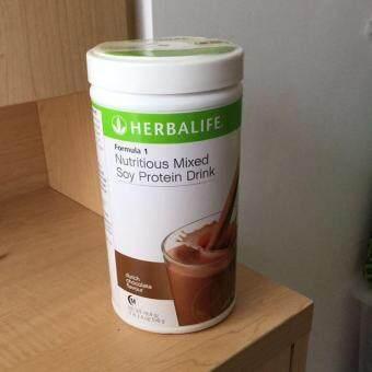 Herbalife Formula 1 (F1) Nutrition - Chocolate 550g (Ready stock) 100% Genuine