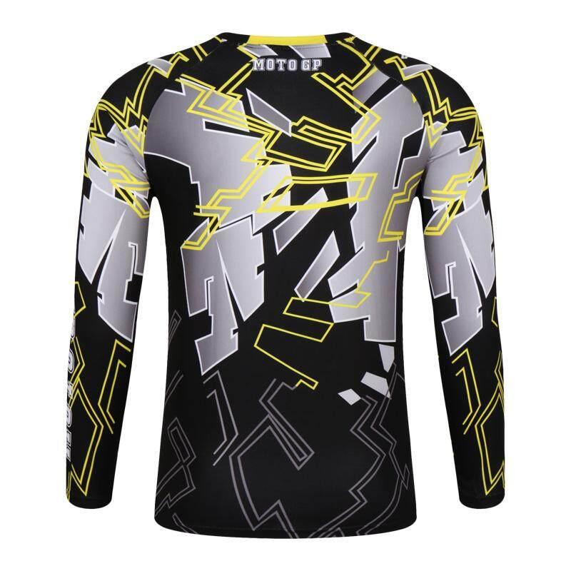 POLO Adult MotoGP Bike Ducati Pramac Racing Motorcycle Poloshirt NEW Multi V L