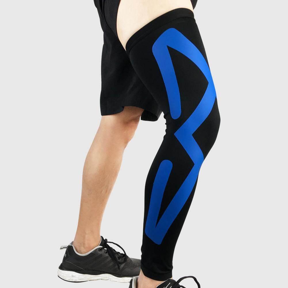 Pelindung Lutut Olahraga Kompresi Elastis Produk Peramping Paha Brace Kaki Bola Basket Luar Ruangan Sepak Bola Roda Gigi Ketat Sock By Storeshop.