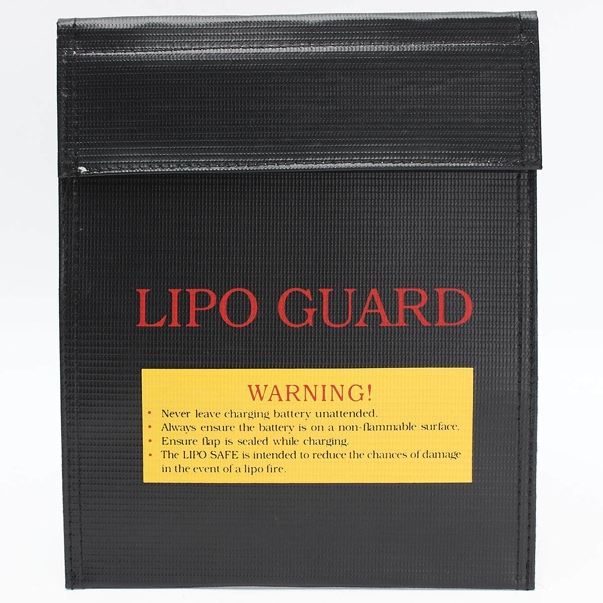 18x23cm Rc Lipo Guard Charging Explosion Protection Bags Safe Fire Proof By Moonbeam.