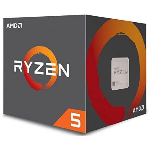 AMD Ryzen 5 1500X Prosesor dengan Wraith Spire Cooler (YD150XBBAEBOX)