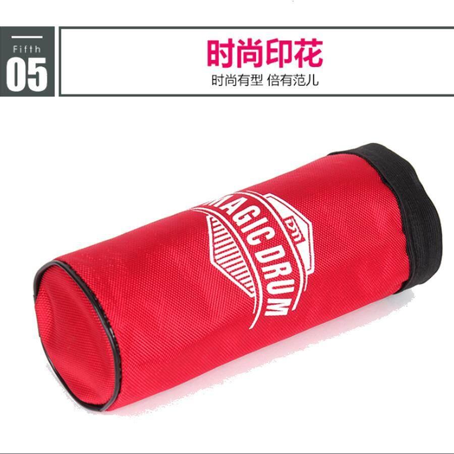 Canvas Drumsticks Holder 27 x 9cm Stage Style Clamp On Case Hammer Bag