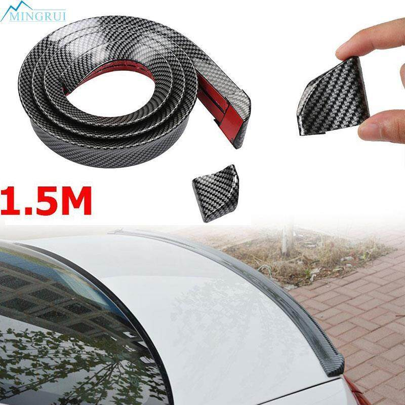 Mingrui Store Carbon Fiber Lip Spoiler Car Rear Wing Rear Wing Auto Rear Wing By Mingrui.
