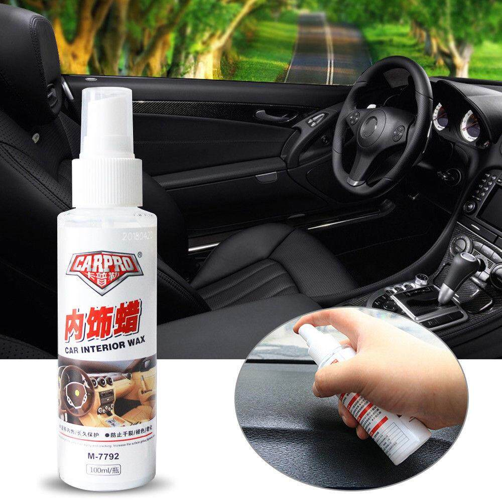 Features Erpstore Car Interior Detailer Leather Surface Seat Polish Turtle Wax Turtlewax T 319 Jet Back Spray Inner Dashboard Cleaner Mk